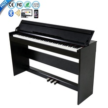 Baby grand piano flexível de piano teclado digital chave 88 88 digital teclas do teclado do piano digital