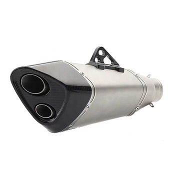motorcycle exhaust manufactures titanium exhaust tips