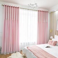check MRP of blackout curtains in white