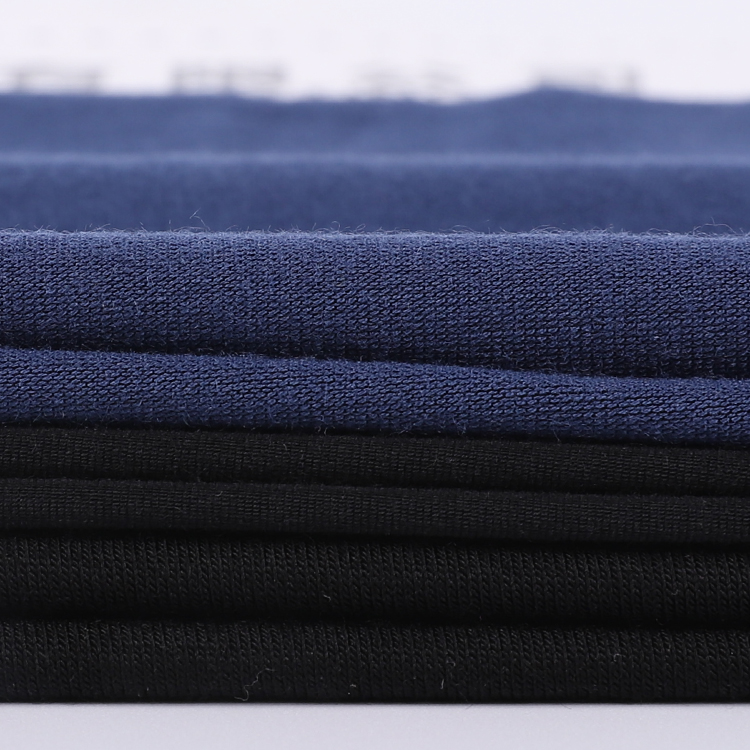 high quality Comfortable elasticity Absorb water modal satin fabric