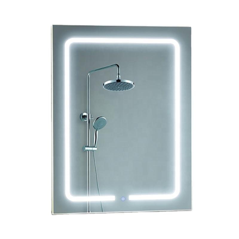 Cheap Rectangle Espejo LED Mirror with Light for Bathroom