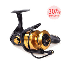 100% Originele Penn Spinfisher V Spinning Reel Full Metal Body Spinning Reels Pure Battle II3000-8000