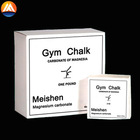 Meishen sports gym block chalk for dry hands fitness club climbing