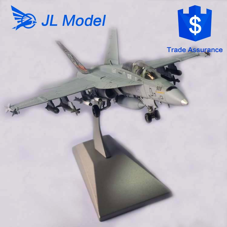 1983 USA F-18B 1 100 scale new products fighter die cast <strong>model</strong>