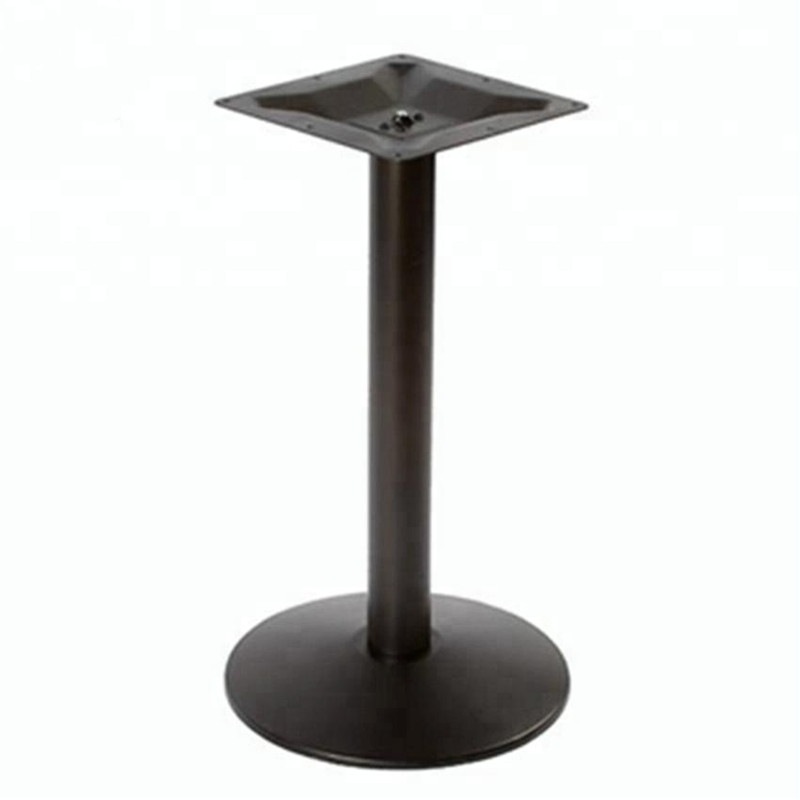 Europe style  table bases for commercial metal restaurant dinning sets