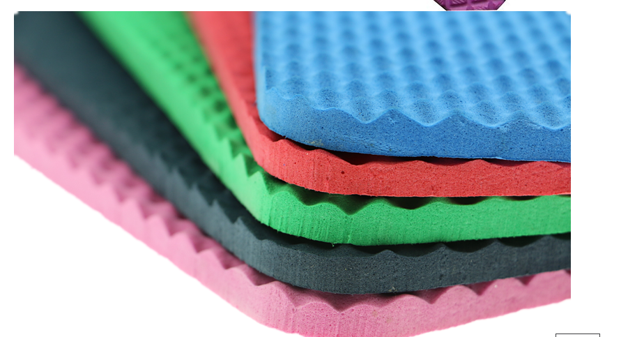 Super-quality Flexible Anti-skid Texture Eva Foam Outsole Sheet For Footwear