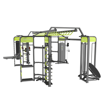 Hot Sale Multi Gym Integrated Strength Machine Indoor Fitness Equipment