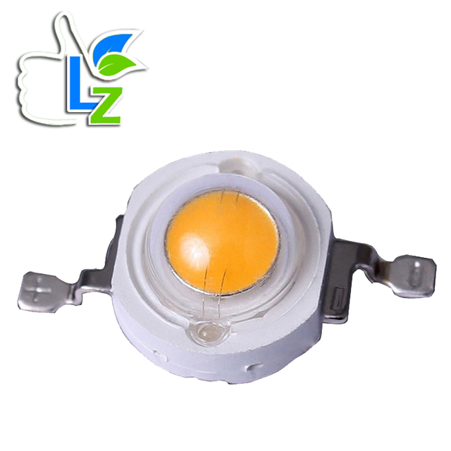 SMD LED 3W High Power Epileds chip warm white color 700mA 110-120lm high quality