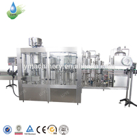 Hot sale new design carbonated drink productiin bottle making machine automatic soft dispenser