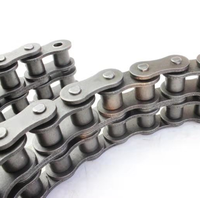 High precision machinery parts transmission roller chain 16B-2