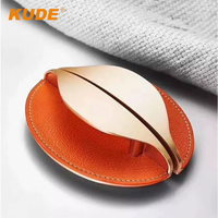 Gold Semicircle Shape high quality Furniture Door cabinet Handle