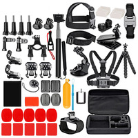 Go Pro Accessories Set 2016 Hot Selling Surf Accessories Kit For Gopro Hero 4 5 7 8