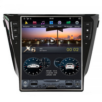 "NaviHua 12.1"" Touch Screen Tesla Style Car player Android Auto DVD radio multimedia system for Nissan X-Trail Qashqai 2013 GPS"