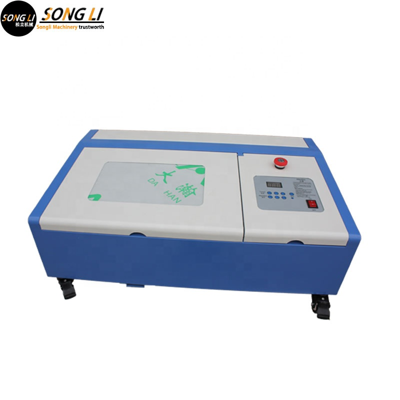 3020  50W Co2 laser carving machine.