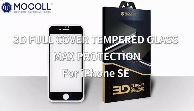 Acessórios Do Telefone móvel 2.5D Alta Limpar Vidro Temperado Protetor de Tela Para iPhone 7/7 Plus/8