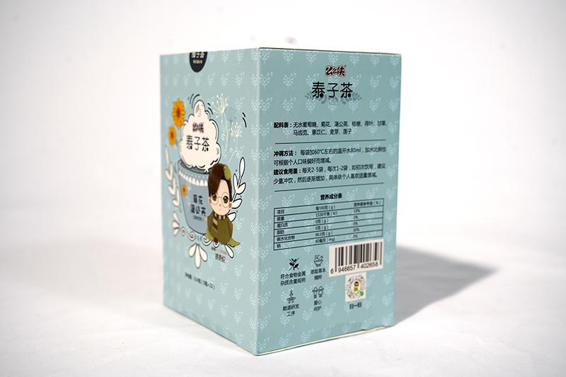 Disposable drink pouches 110g chinese herbal children supplement - 4uTea | 4uTea.com