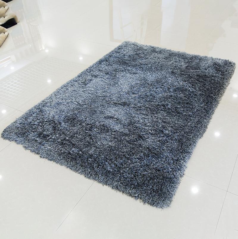 3d 디자인 바닥 타일 Shaggy 카펫 페르시아 카펫 미끄럼 침실