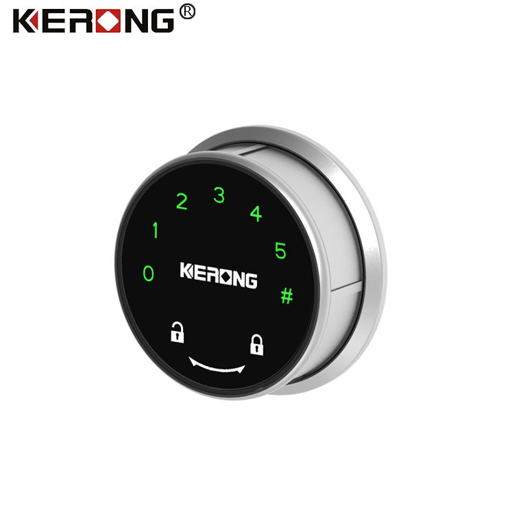 KERONG Remote Control Online Electric Keyless Lock for Storage