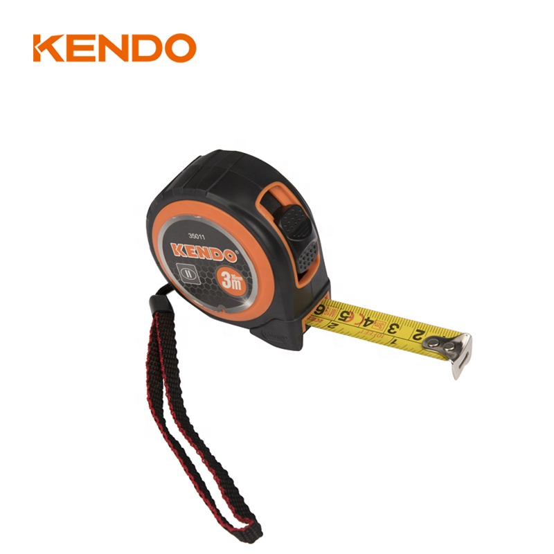 KENDO 3 meters Metric & 10 FT Tape Measure/Measuring Tape