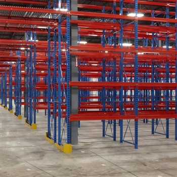Strong Structural Heavy Duty Pallet Racking for Warehouse