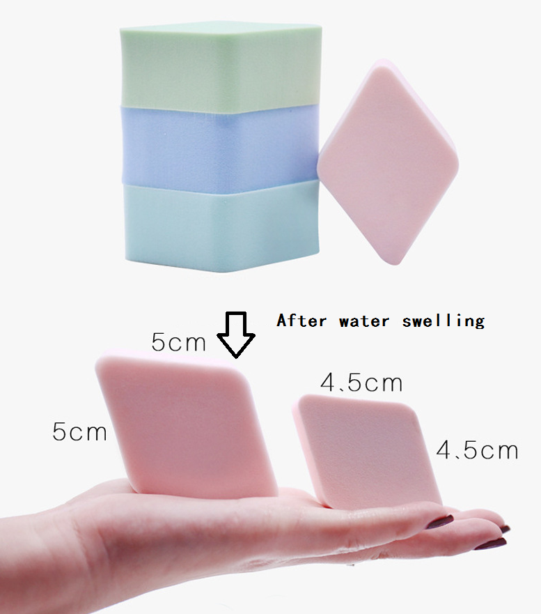 OEM 2019 New Smooth Professional Makeup Sponge Blender Foundation Puff  Powder