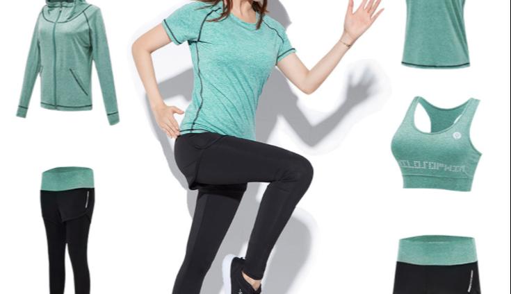 newest wholesale custom women sportswear yoga fitness clothes