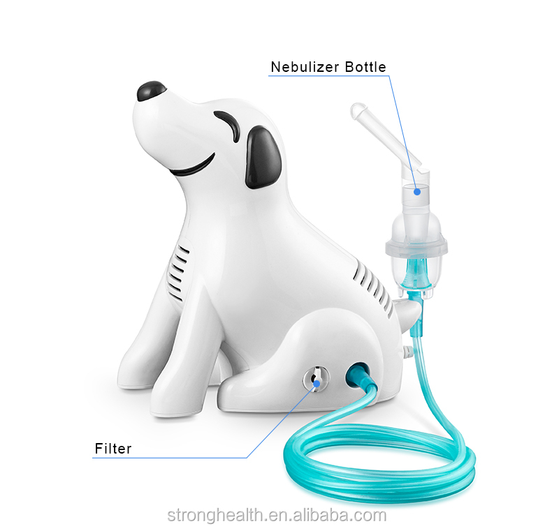 High Nebulization Rate S&h Cvs Asthma Free Nebulizer ...