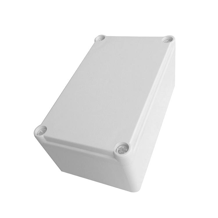 Heat resistant coaxial cable underwater street light cctv waterproof enclosure ip65 plastic electric junction box