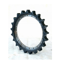 R110 Manufacture Big Sprocket With Keyway