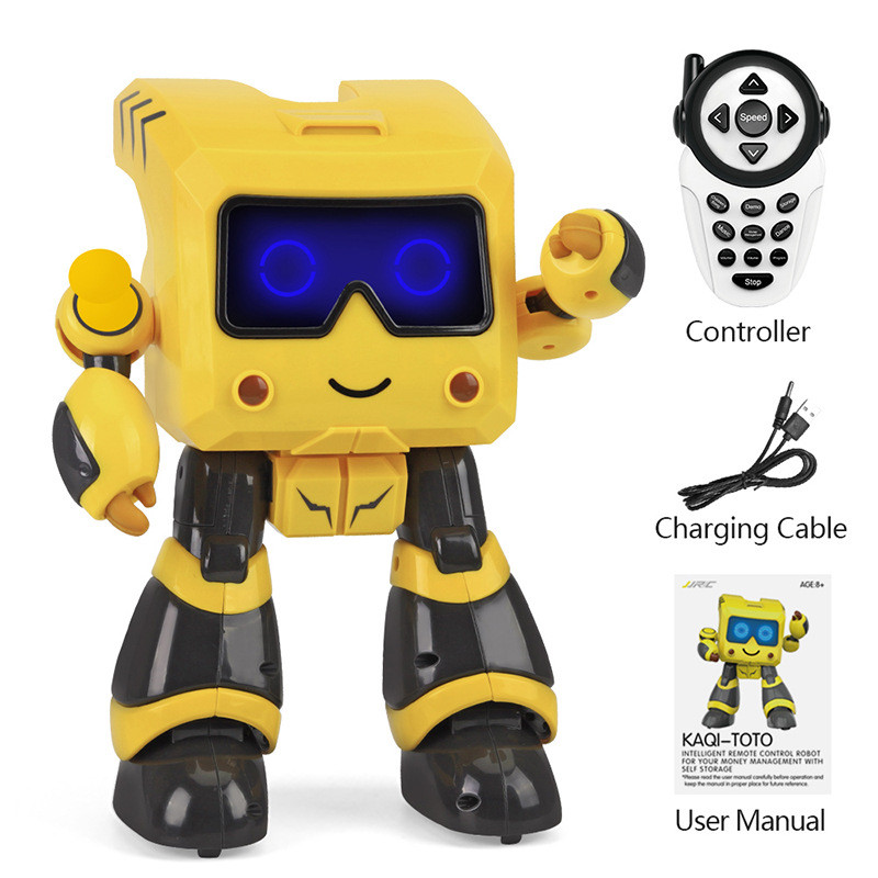 Educational Programmable Financial JJRC K17 RC Robot for Kids