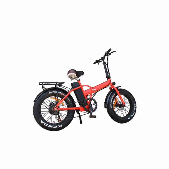 Nuovo arrivo 48V 350W 21 velocità di alta qualità di grasso al litio ebike telaio in lega di alluminio bici elettrica Pieghevole elettrica grasso bici