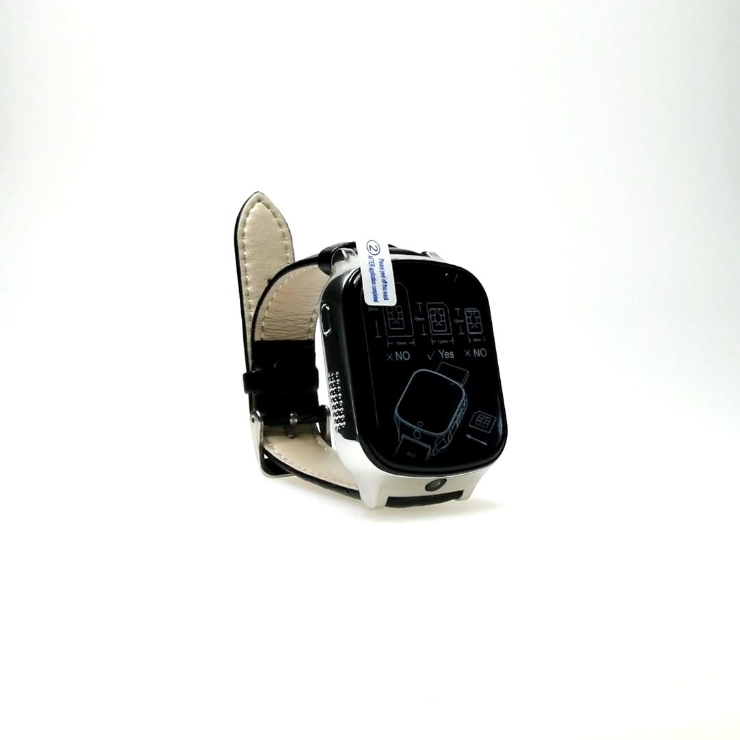 Wonlex 3G A19 GPS Theo Dõi Con Chip Thông Minh Đồng Hồ GW1000S Với Google Bản Đồ
