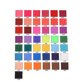 83 cores Altos Pigmentos Eyeshadow Palette Private Label