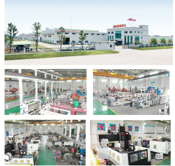 Automatische 3-Schichten-Coextrusion 1,5 M LLDPE-Kunststoff-Stretchfolienherstellungsmaschine