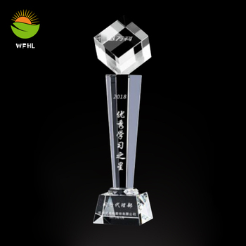 Wholesale oscars academy awards customize Crystal engraved trophies and awards