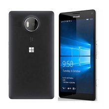 "Microsoft para Nokia Lumia 950 XL reacondicionado desbloqueado Windows 10 teléfono <span class=keywords><strong>móvil</strong></span> <span class=keywords><strong>4G</strong></span> LTE GSM 5,7 ""20MP Octa Core 3GB RAM 32GB ROM"