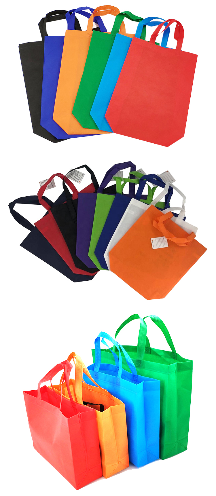 Factory Price Manufacturing Logo Design Shopping Plastic Bag with Die Cut Plastic
