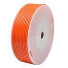 8mm orange automatic air system plastic polyurethane PU hose pipe tubing tube with fittings