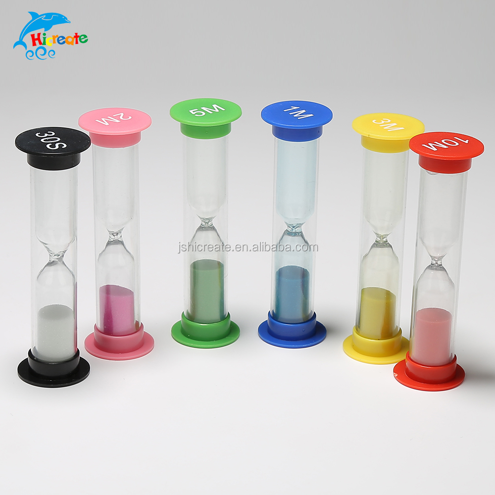 china suppliers kids sand timer hour glass sand timer 1 minute sand timers for kids