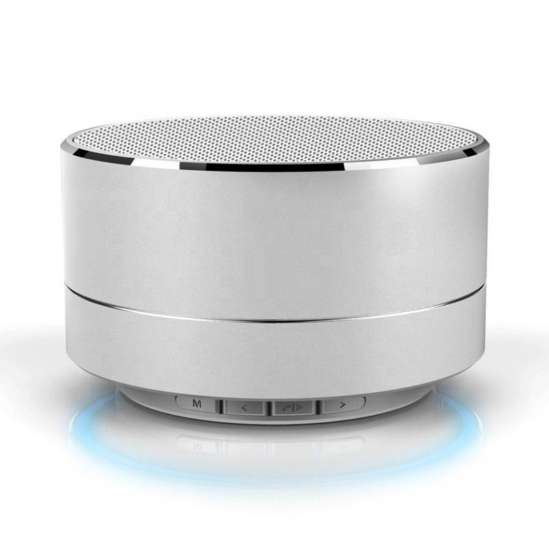 Amazon Hot Sale Portable Speaker A10 Waterproof Bluetooths Speaker Outdoor Subwoofer Bass Wireless Speakers Loudspeaker FM TF - idealSpeaker.net
