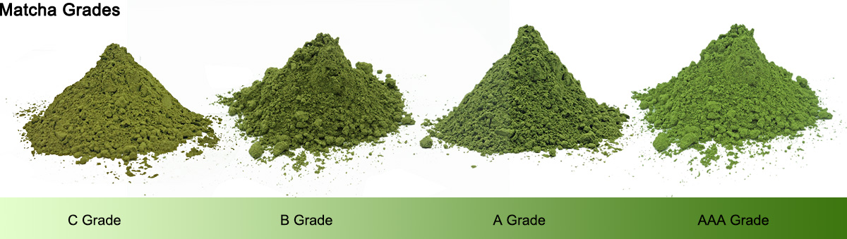 Top Grade Organic Matcha Green Tea Powder - 4uTea | 4uTea.com