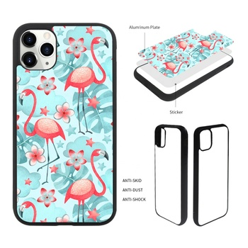 NovelSub Factory Customized Sublimation Phone Case for iPhone 12, 11, X, XS Max, Fashionable Shockproof TPU Phone Cover Cases