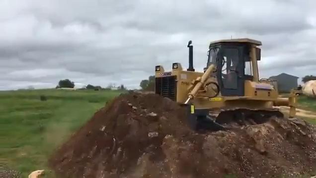 XCMG TY160 crawler bulldozer 160hp bulldozer machine price
