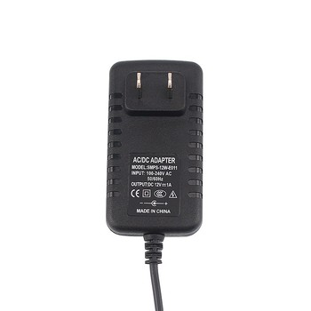12v1a plug power adapter ce Input 100 240v led power adapter 12v 1a for led strip 120 volt ac to 12 DC 5.5 * 2.1mm