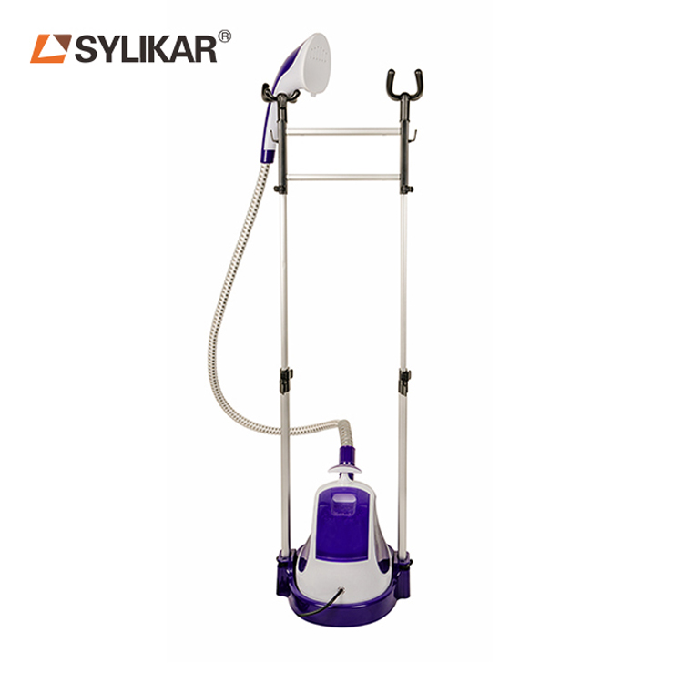 Laundry Home Appliances 1750W Hanging Laundry Steam Iron Vertical Industrial Fabric Cloth Garment Steamer