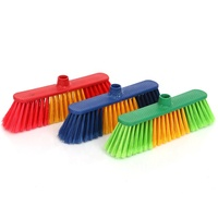 2248B low price household soft cleaning plastic broom