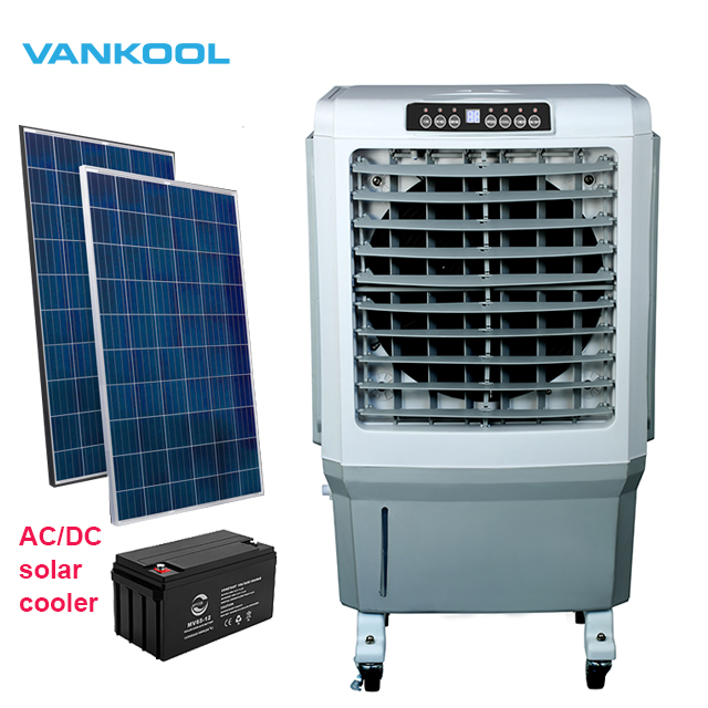 <strong>ac</strong>/dc solar air conditioner 220V/12V with Solar panel