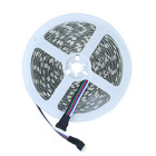 Fashion 16.4FT 5M SMD 5050 LED Strip RGB Waterproof 300LEDs RGB Color Changing Flexible Light Strip LED