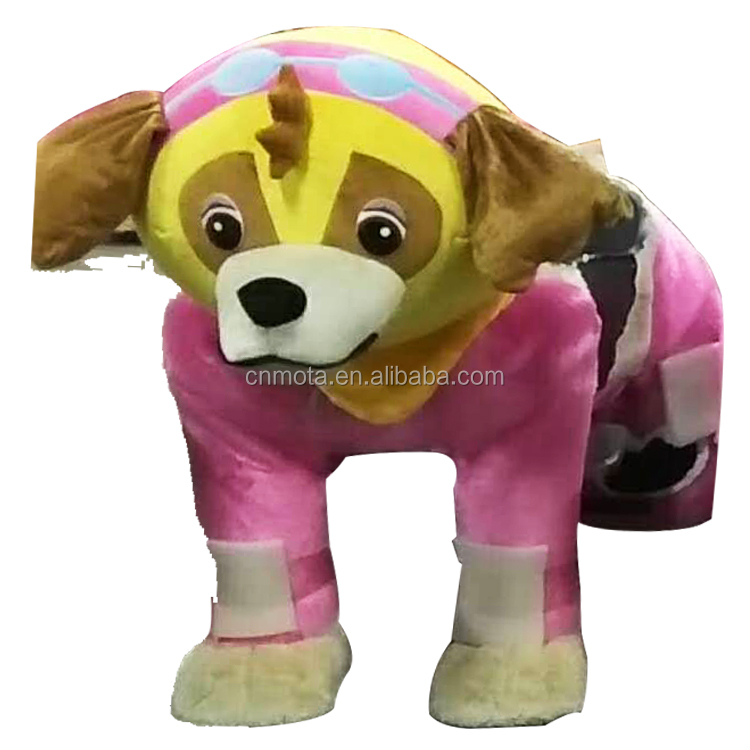 Kiddy children stuffed plush <strong>animal</strong> <strong>electric</strong> ride for mall