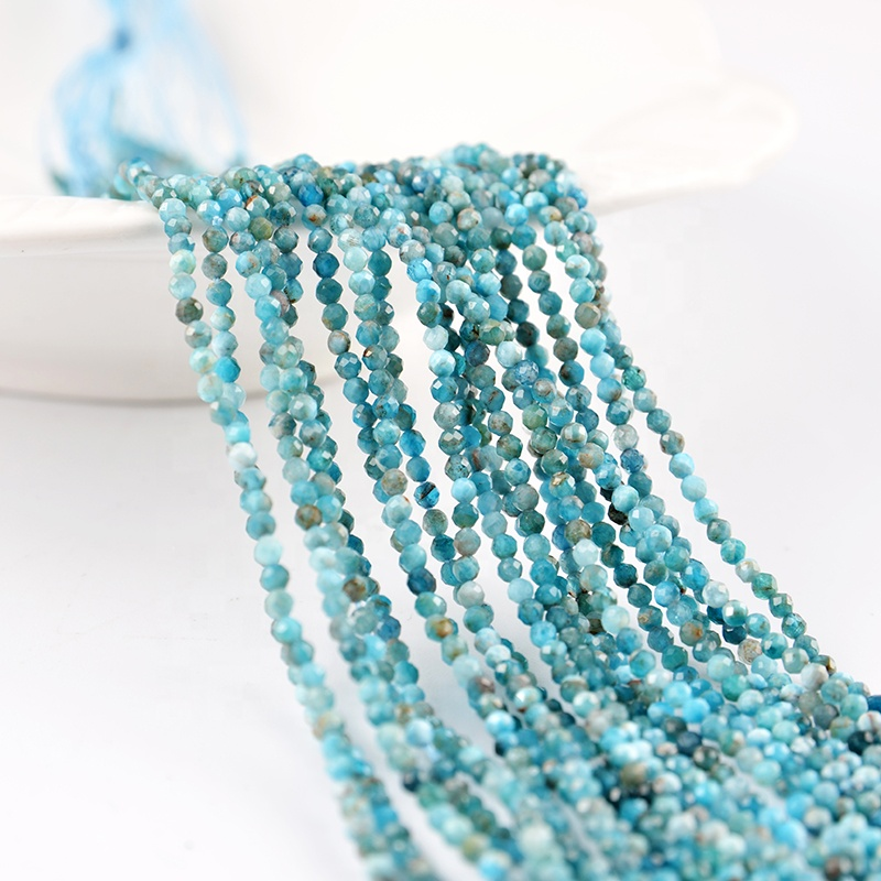 2mm Natural Bulk Gemstone Stone Beads For Jewelry Making
